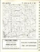 Map Image 005, Olmsted County 1965